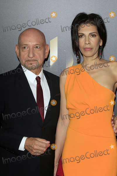 Ben Kingsley Photo - LOS ANGELES - NOV 6  Sir Ben Kingsley Daniela Lavender at the 20th Annual Hollywood Film Awards  at Beverly Hilton Hotel on November 6 2016 in Beverly Hills CA