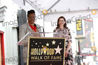 Ann Hathaway Photo - LOS ANGELES - MAY 9  Dee Rees Anne Hathaway at the Anne Hathaway Star Ceremony on the Hollywood Walk of Fame on May 9 2019 in Los Angeles CA