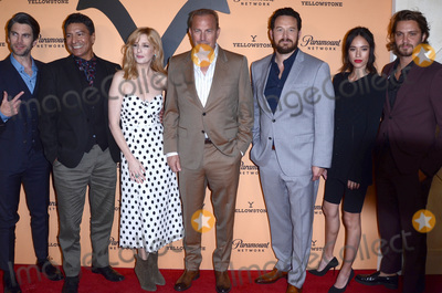 Cole Hauser Photo - LOS ANGELES - MAY 30  Wes Bentley Gil Birmingham Kelly Reilly Kevin Costner Cole Hauser Kelsey Asbille Luke Grimes at the Yellowstone Season 2 Premiere Party at the Lombardi House on May 30 2019 in Los Angeles CA