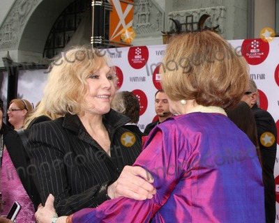 Kim Novak Photo - LOS ANGELES - APR 10  Kim Novak DIane Baker at the Oklahoma Restoration Premiere at the Opening Night Gala 2014 TCM Classic Film Festival at TCL Chinese Theater on April 10 2014 in Los Angeles CA