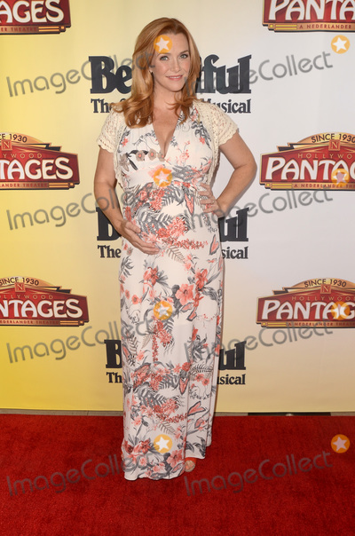Annie Wersching Photo - LOS ANGELES - SEP 13  Annie Wersching at the Beautiful - the Carole King Musical Opening Night at the Pantages Theater on September 13 2018 in Los Angeles CA