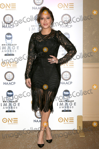 Adrienne Houghton Photo - LOS ANGELES - DEC 16  Adrienne Houghton at the 49th NAACP Image Awards Nominees Luncheon at Beverly Hilton Hotel on December 16 2017 in Beverly Hills CA