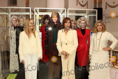 Michele Lee Photo - LOS ANGELES - JAN 18  Joan Van Ark Michele Lee Donna Mills at the 40th Anniversary of Knots Landing Celebration at the Hollywood Museum on January 18 2020 in Los Angeles CA