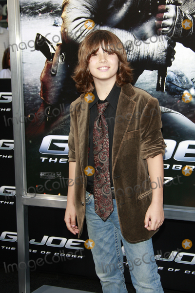 Leo Howard Photo - Leo Howard  arriving at the GI JOE Premiere at the Graumans Chinese Theater in Los Angeles CA  on August 6 2009