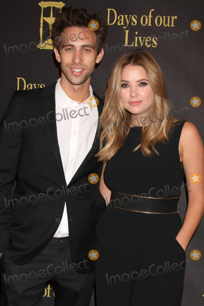 Ashley Benson Photo - LOS ANGELES - NOV 7  Blake Berris Ashley Benson at the Days of Our Lives 50th Anniversary Party at the Hollywood Palladium on November 7 2015 in Los Angeles CA