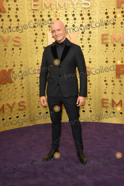 Anthony Carrigan Photo - LOS ANGELES - SEP 22  Anthony Carrigan at the Primetime Emmy Awards - Arrivals at the Microsoft Theater on September 22 2019 in Los Angeles CA