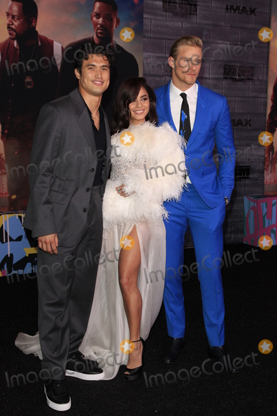 Alexander Ludwig Photo - LOS ANGELES - JAN 14  Charles Melton Vanessa Hudgens Alexander Ludwig at the Bad Boys for Life Premiere at the TCL Chinese Theater IMAX on January 14 2020 in Los Angeles CA