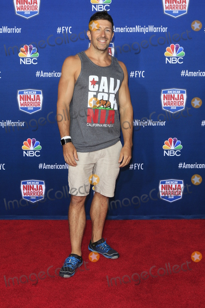 Andrew Lowe Photo - LOS ANGELES - AUG 24  Andrew Lowes at the American Ninja Warrior Screening Event at the Universal Studios on August 24 2016 in Universal City CA