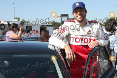 Zach Levi Photo - Zach Leviattending Toyota Celebrity Race Press Day - Toyota Long Beach Grand PrixHollywood BlvdLong Beach CAApril 6 2010