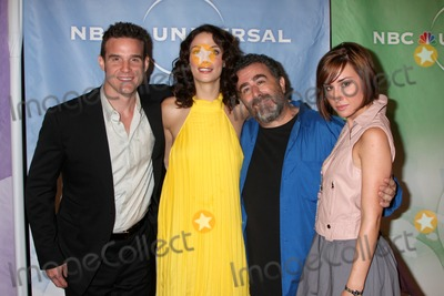 Allison Scagliotti Photo - Eddie McClintock Joanne Kelly Saul Rubinek  Allison Scagliotti arriving at the NBC TCA Party at The Langham Huntington Hotel  Spa in Pasadena CA  on August 5 2009