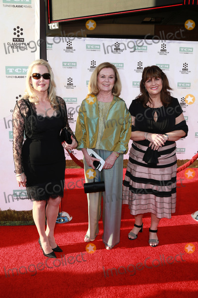 Heather Menzies Photo - LOS ANGELES - MAR 26  Debbie Turner Heather Menzies-Urich Kym Karath at the 2015 TCM Classic Film Festival Opening Night Gala 50th Anniversary Screening Of The Sound Of Music at the TCL Chinese Theater on March 26 2015 in Los Angeles CA
