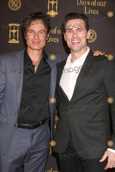 Austin Peck Photo - LOS ANGELES - NOV 7  Patrick Muldoon Austin Peck at the Days of Our Lives 50th Anniversary Party at the Hollywood Palladium on November 7 2015 in Los Angeles CA