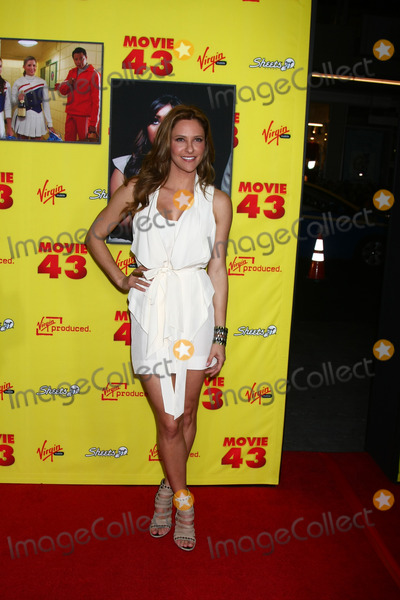 Jill Wagner Photo - LOS ANGELES - JAN 23  Jill Wagner arrives at the Movie 43 Los Angeles Premiere at Chinese Theater on January 23 2013 in Los Angeles CA
