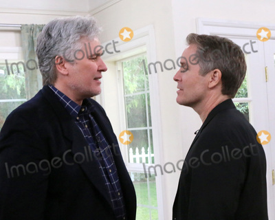 Michael E Knight Photo - LOS ANGELES - JAN 5  Michael E Knight Laurence Lau at the All My Children Reunion on Home and Family Show at Universal Studios on January 5 2017 in Los Angeles CA