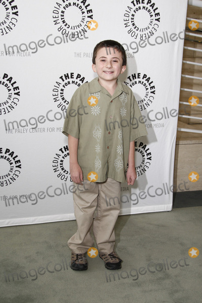 Atticus Shaffer Photo - Atticus Shafferarrives at the The Paley Center presents an evening with The MiddlePaley Center for MediaBeverly Hills CAMay 5 2010