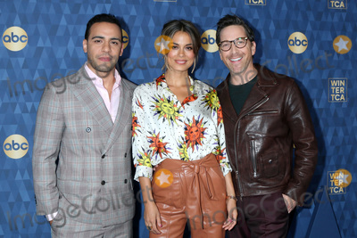 Victor Rasuk Photo - Victor Rasuk Nathalie Kelley and Dan Bucatinsky