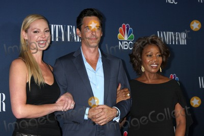 Adam Kaufman Photo - LOS ANGELES - SEP 16  Katherine Heigl Adam Kaufman Alfree Woodard at the NBC  Vanity Fairs 2014-2015 TV Season Event at Hyde Sunset on September 16 2014 in West Hollywood CA