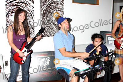 Amy Pham Photo - Amy Pham Zachary Levi Joshua GomezChuck Kickoff party presented by Guitar Hero FiveRoosevelt Hotel Pool Los Angeles  CAOctober 10  2009