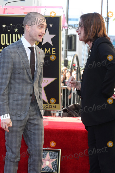 Ana Martinez Photo - LOS ANGELES - NOV 12  Daniel Radcliffe Ana Martinez at the Daniel Radcliffe Hollywood Walk of Fame Ceremony at the Hollywood Walk of Fame on November 12 2015 in Los Angeles CA