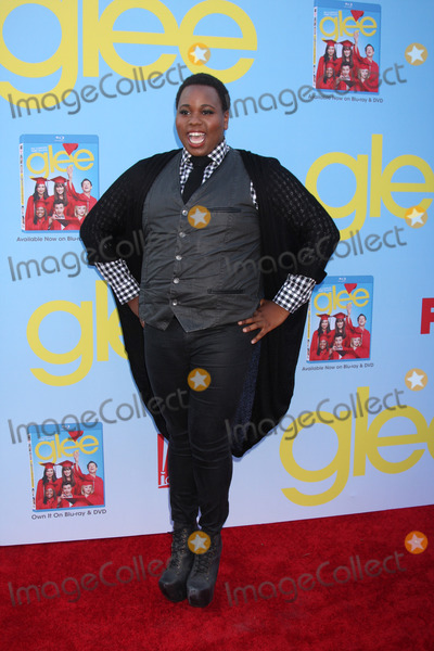 Alex Newell Photo - LOS ANGELES - SEP 12  Alex Newell arrives at the Glee 4th Season Premiere Screening at Paramount Theater on September 12 2012 in Los Angeles CA