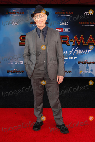 JK Simmons Photo - LOS ANGELES - JUN 26  JK Simmons at the Spider-Man Far From Home Premiere at the TCL Chinese Theater IMAX on June 26 2019 in Los Angeles CA