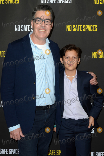 Adam Carolla Photo - LOS ANGELES - NOV 11  Adam Carolla Griffin Kramer at the No Safe Spaces Premiere at the  TCL Chinese 6 Theater on November 11 2019 in Los Angeles CA