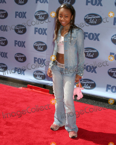 Aree Davis Photo - Aree DavisAmerican Idol 4 FInalsKodak TheaterHollywood  HighlandLos Angeles CA May 25 2005