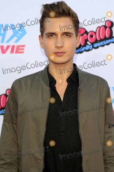 Andrew Lowe Photo - LOS ANGELES - JUL 22  Andrew Lowe at the SMOSH THE MOVIE  Premiere at the Village Theater on July 22 2015 in Westwood CA