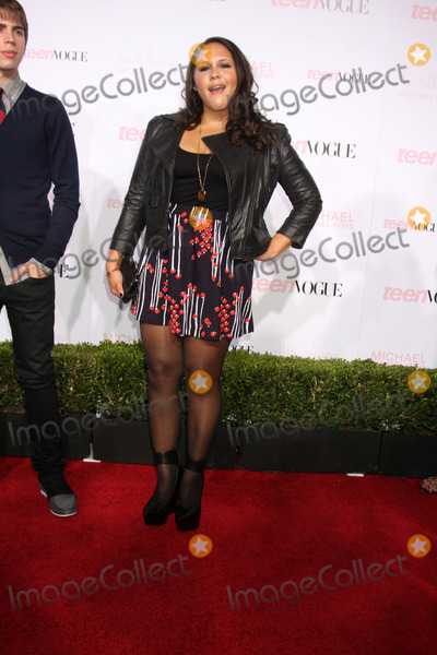 Ashley Holliday Photo - LOS ANGELES - OCT 1  Ashley Holliday arrives at the 8th Teen Vogue Young Hollywood Party - Red Carpet at Paramount Studios on October 1 2010 in Los Angeles CA