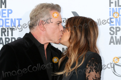 Ray Liotta Photo - LOS ANGELES - FEB 8  Ray Liotta and Jacy Nittolo at the 2020 Film Independent Spirit Awards at the Beach on February 8 2020 in Santa Monica CA