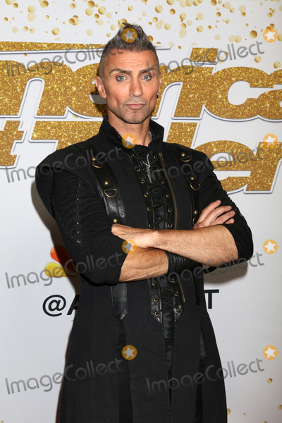 Aaron Crow Photo - LOS ANGELES - SEP 11  Aaron Crow at the Americas Got Talent Live Show Red Carpet at the Dolby Theater on September 11 2018 in Los Angeles CA