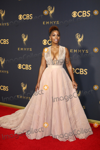 Anika Noni Rose Photo - LOS ANGELES - SEP 17  Anika Noni Rose at the 69th Primetime Emmy Awards - Arrivals at the Microsoft Theater on September 17 2017 in Los Angeles CA