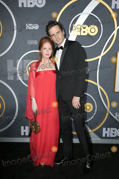 Luke Kirby Photo - LOS ANGELES - SEP 22  Andrea Sarubbi Luke Kirby at the 2019 HBO Emmy After Party  at the Pacific Design Center on September 22 2019 in West Hollywood CA