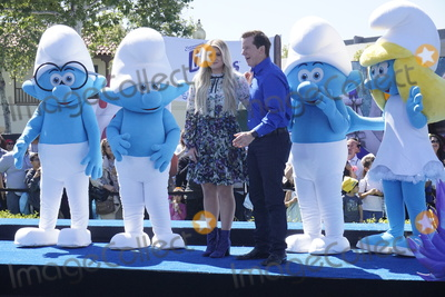 Jeff Dunham Photo - LOS ANGELES - APR 1 Meghan Trainor Jeff Dunham at the premiere of Sony Pictures Smurfs The Lost Village at ArcLight Cinemas on April 1 2017 in Culver City California