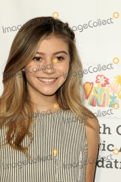 G Hannelius Photo - LOS ANGELES - OCT 23  G Hannelius at the Elizabeth Glaser Pediatric AIDS Foundation A Time For Heroes Event at Smashbox Studios on October 23 2016 in Culver City CA