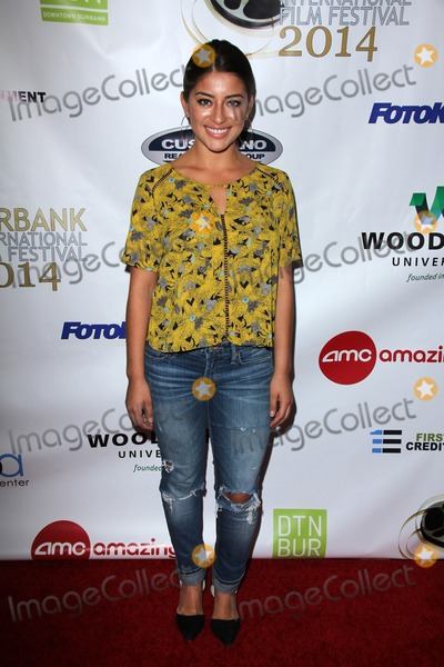 Mayra Leal Photo - LOS ANGELES - SEP 3  Mayra Leal at the 6th Annual Burbank International Film Festival Opening Night at AMC Burbank on September 3 2014 in Burbank CA