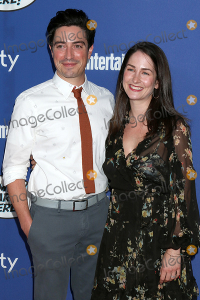 Ben Feldman Photo - LOS ANGELES - SEP 16  Ben Feldman Michelle Mulitz at the NBC Comedy Starts Here Event at the NeueHouse on September 16 2019 in Los Angeles CA