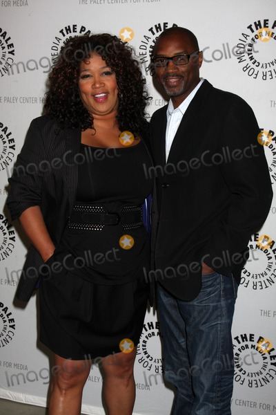 Rodney Van Johnson Photo - LOS ANGELES - SEP 23  Kym Whitley  Rodney Van Johnson arrives at The Cleveland Show DVD Release Party  Panel DIscussion  at Paley Center for Media on September 23 2010 in Beverly Hills CA