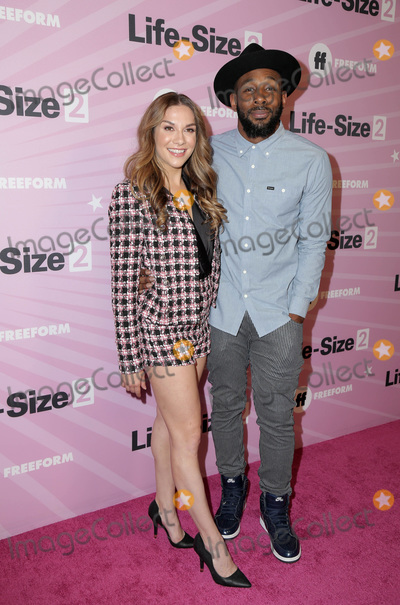 Allison Holker Photo - LOS ANGELES - NOV 27  Allison Holker Stephen Boss at the Life Size 2 Premiere Screening at the Roosevelt Hotel on November 27 2018 in Los Angeles CA