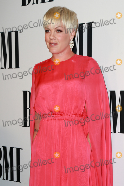 Alecia Moore Photo - LOS ANGELES - MAY 12  Pink Alecia Moore at the BMI Pop Music Awards at the Beverly Wilshire Hotel on May 12 2015 in Beverly Hills CA