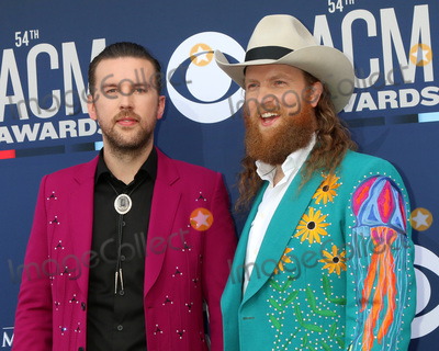 Brothers Osborne Photo - LAS VEGAS - APR 7  TJ Osborne John Osborne Brothers Osborne at the 54th Academy of Country Music Awards at the MGM Grand Garden Arena on April 7 2019 in Las Vegas NV