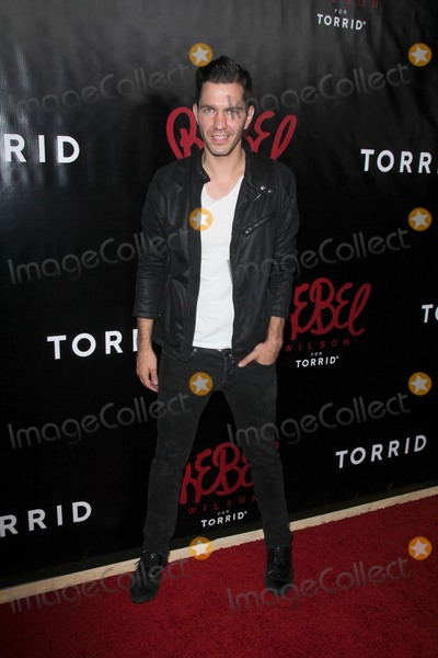 Andy Grammer Photo - LOS ANGELES - OCT 22  Andy Grammer at the Rebel Wilson for Torrid Launch Party at the Milk Studios on October 22 2015 in Los Angeles CA