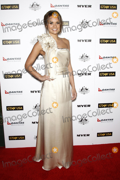 Amanda Hinchcliffe Photo - LOS ANGELES - JAN 22  Amanda Hinchcliffe arrives at the 2011 GDay USA Australia Week LA Black Tie Gala at Hollywood Palladium on January 22 2011 in Los Angeles CA