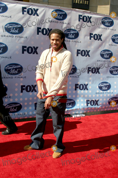Anwar Robinson Photo - Anwar RobinsonAmerican Idol Finale  Season 6Kodak TheaterLos Angeles CAMay 23 2007