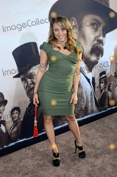 Alexandra Vino Photo - LOS ANGELES - MAY 14  Alexandra Vino at the Deadwood HBO Premiere at the ArcLight Hollywood on May 14 2019 in Los Angeles CA