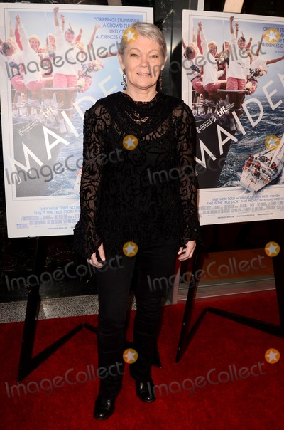 Tracy Edwards Photo - LOS ANGELES - JUN 14  Tracy Edwards at the Maiden Los Angeles Premiere at the Linwood Dunn Theater on June 14 2019 in Los Angeles CA