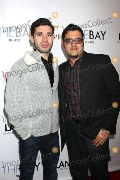 Andrew Gregory Photo - LOS ANGELES - NOV 30  Kristos Andrews Gregori J Martin at the Screening Of LANY Entertainments The Bay at the DOMA on November 30 2015 in Beverly Hills CA