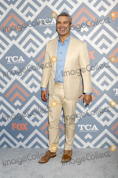 Andy Cohen Photo - LOS ANGELES - AUG 8  Andy Cohen at the FOX TCA Summer 2017 Party at the Soho House on August 8 2017 in West Hollywood CA