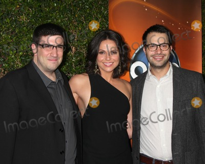 Adam Horowitz Photo - LOS ANGELES - SEP 28  Adam Horowitz Lana Parrilla Edward Kitsis arrives at the ABC Sunday Night Event at Lexington Social Club on September 28 2012 in Los Angeles CA