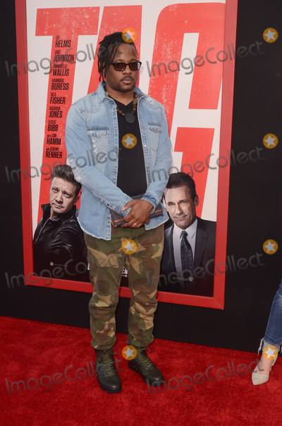 Eagles Photo - LOS ANGELES - JUN 7  Open Mike Eagle at the Tag Premiere at the Village Theater on June 7 2018 in Westwood CA